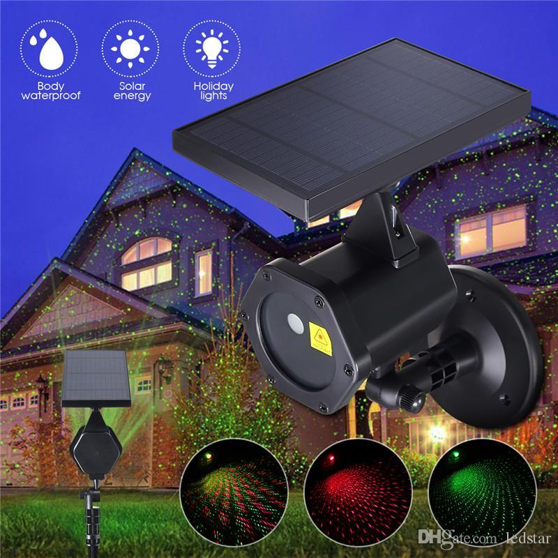 Großhandel Solar Weihnachten Licht Rasen Lampe Im Freien ...