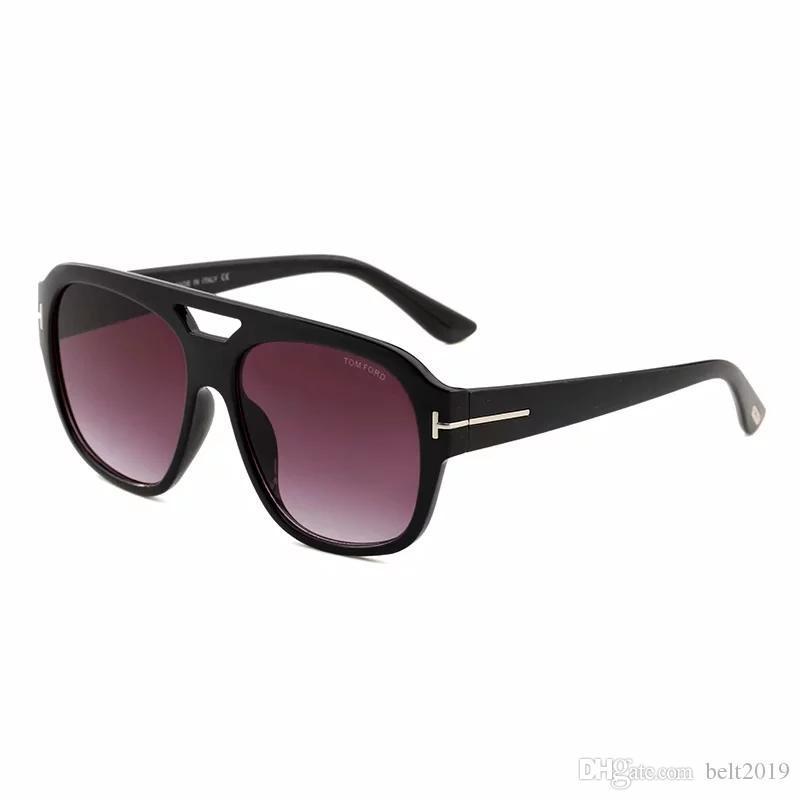 c78aaa7418 Compre 2018 Nuevo Diseño De Alta Calidad De Lujo Tom Gafas De Sol De Moda  Con LOGO 0630 Para Hombre Mujer Erika Gafas Ford Marca Gafas De Sol A $7.56  Del ...