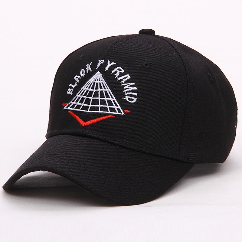66eae786ca413 Casual Baseball Cap Men Women Pyramid Diamond Hats Adjustable Fashion Sun Hats  Hipster Street Caps High Quality Couple Cap Big Hats Hat Stores From ...