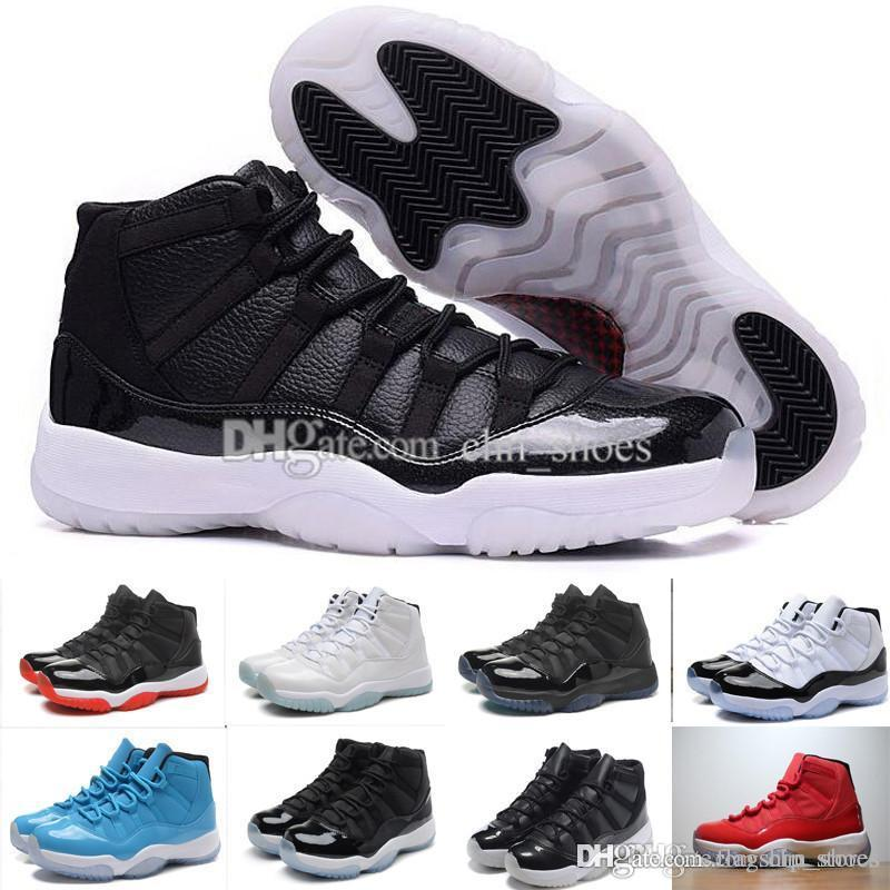 11 Legend Blue High Mens Basketball Shoes Gym Red Concord Space Jam 45 Bred  72 10 Pantone 11s XI Womens Sneakers Eur36 47 Shoes Brands Basketball Shoes  For ... 25f799634b
