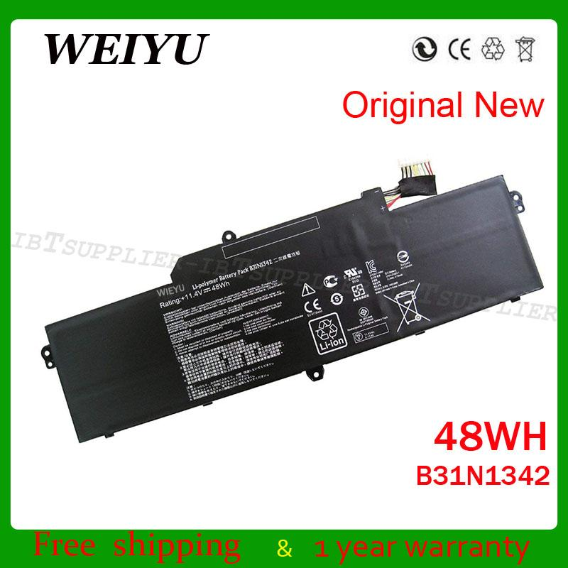 11 4V 48Wh B31N1342 Laptop Battery For Asus Chromebook C200MA C200MA-DS01  C200MA-KX003 Series Tablet