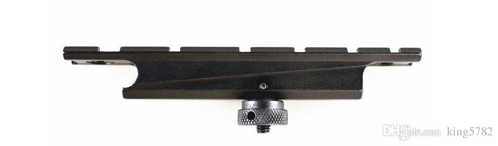 M4/m16 Carry Handle Weaver Rail Scope Mount Base15A Tactical Hunting Shooting