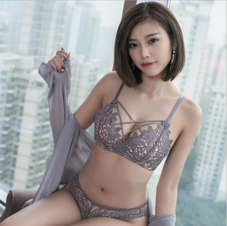 a2936b24db Hot Sale Sexy Elegant Bra And Panty Set Women Bras Underwear Lady ...