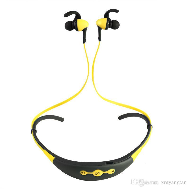 Ohrhaken Sport Headset Leichtgewicht Bass Lauf Kopfhörer für iPhone 5 5 S 6 6 S Plus Xiaomi Samsung Mp3 Ohrhörer