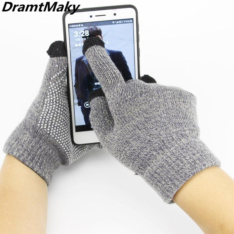 High Quality Color Knit Gloves Snowflake Warm Thicken Gloves Outdoor Ski Washable Free Shipping Discounts Price Apparel Accessories