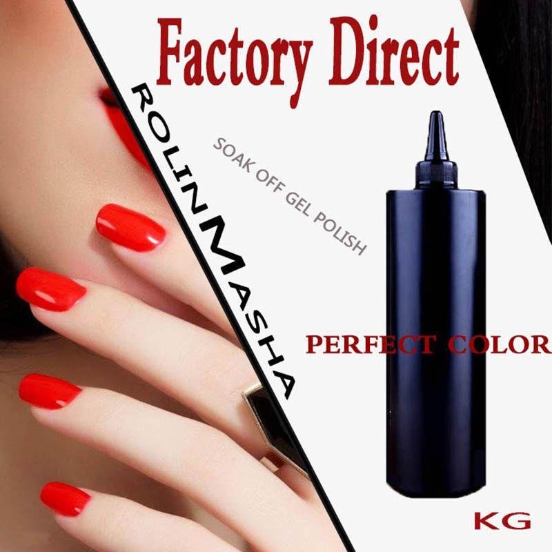 1kg Wholesale Gel Polish Nail Polish Gel Varnish For Nail Extensions ...