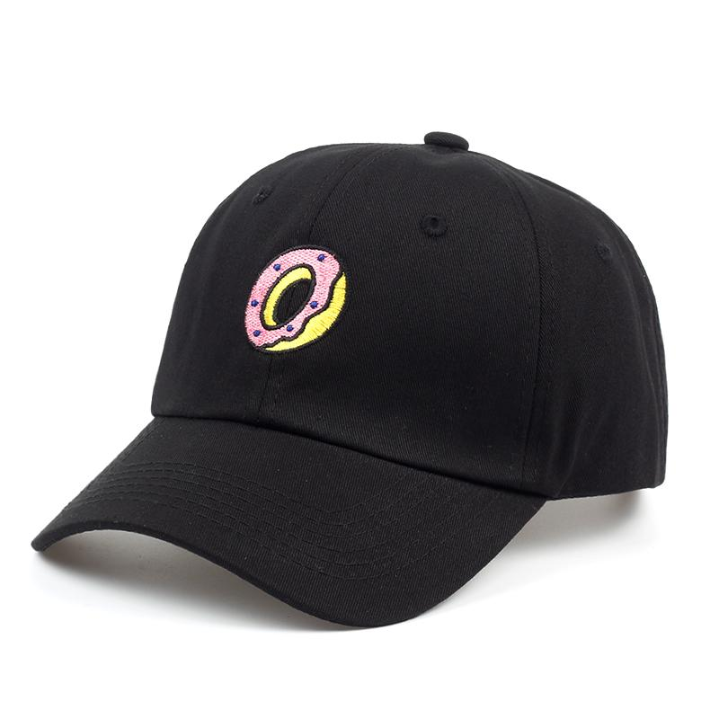 2018 New DONUT Hat Dad Embroidered Cap Polo Style Baseball Cap Brand Hip  Hop Snapback Hats Wholesale Cap Hat Flat Caps For Men From Heheda1 dc5c7f564d7f