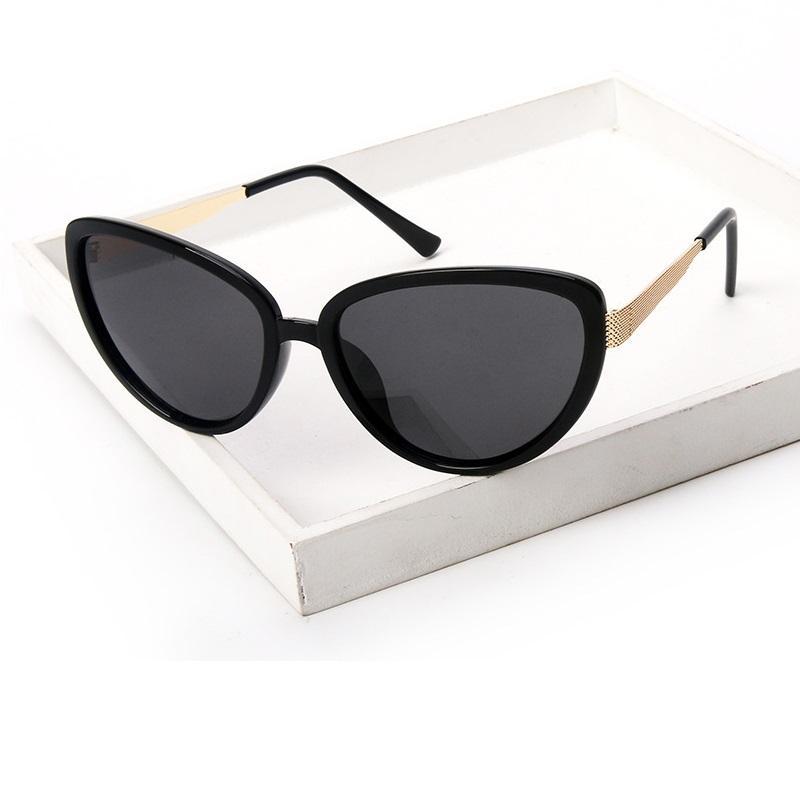 5580563cc0f Vazrobe Oversized Cat Eye Sunglasses Women Polarized Vintage Cateye Sun Glasses  Retro Fashion Female UV400 Polaroid Punk Ladies Online Eyeglasses Discount  ...