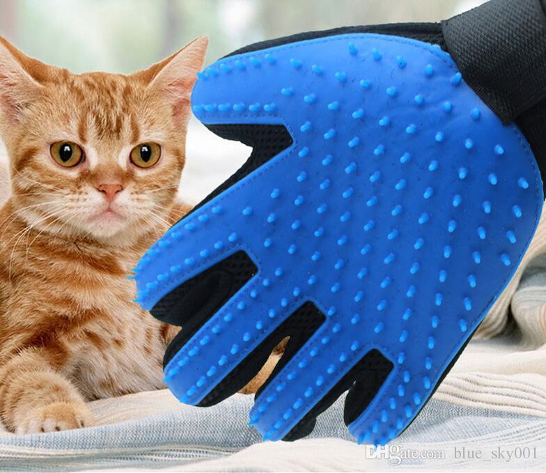 Compre Guante Para El Pelo Del Animal Domestico Peine Para Mascotas