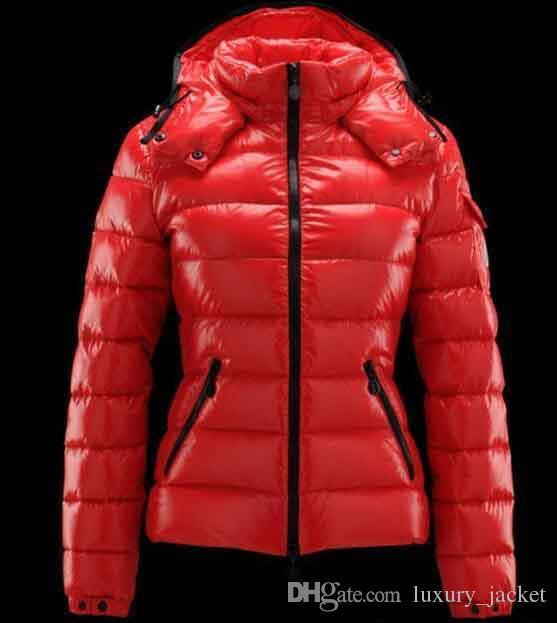 Fashion Brand M O N C L E R Women DOWN JACKET SHORT COAT MAYA OUTWEAR Down  Jacket Jacket Coat Five Colours Hooded Coat Size S XXXL UK 2019 From ... dc0562e7f