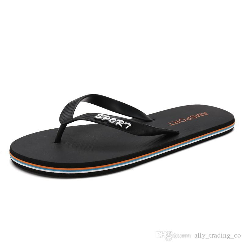2f775a261ad7 Men s Flip-flop Men s Summer Non-slip Sandals And Slippers ...