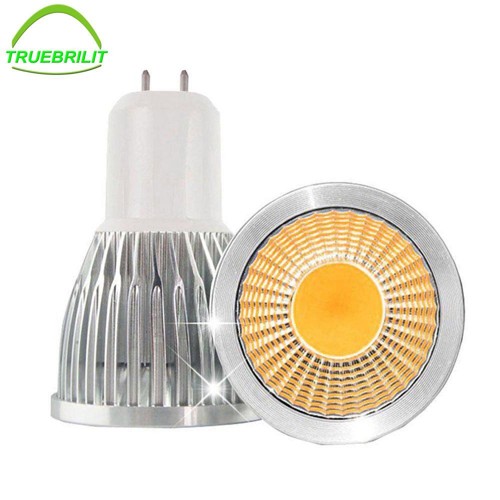 Super Bright Gu10 Led Bulbs 3w 5w 7w 9w Led Lamp Light Gu10 Cob ...