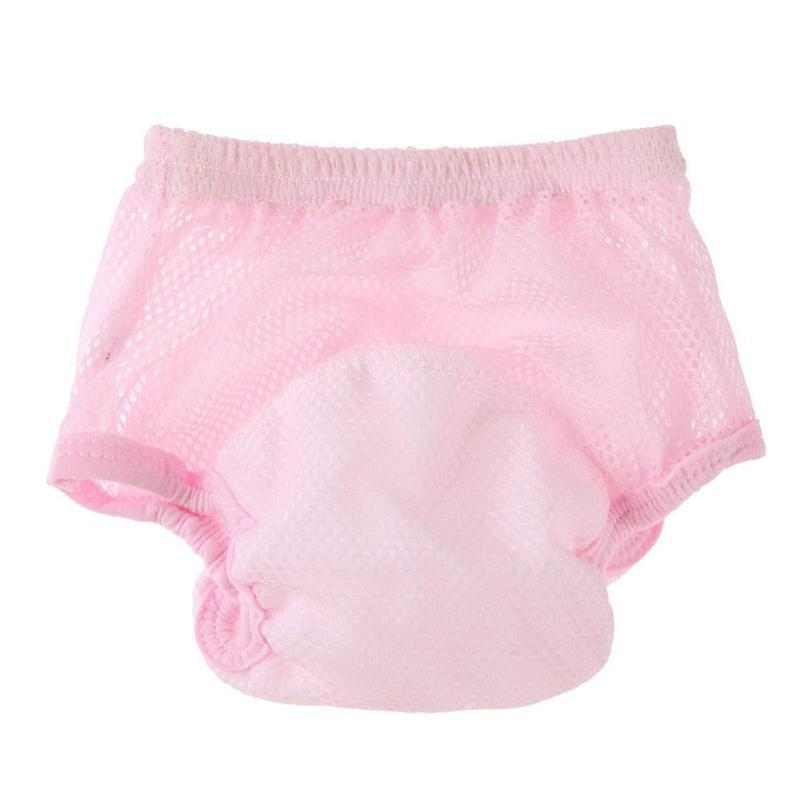 Baby Elastic Underwear Swim Diaper Adjustable Cloth Diapers Pool Pant Swimming Diaper Cover Reusable Washable Baby Nappies