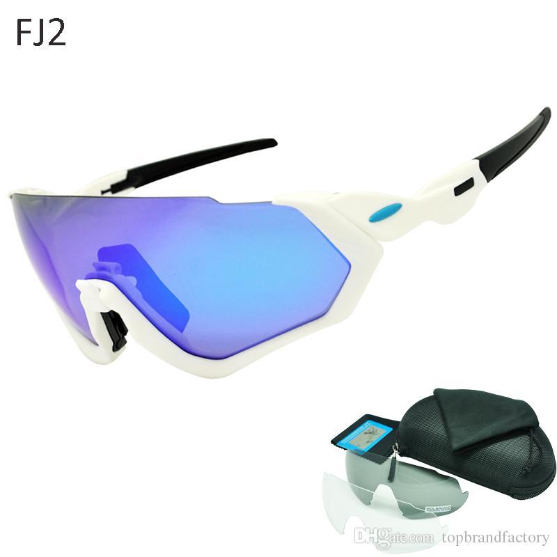 26ff59e6244 2018 NEW Polarized Cycling Glasses 3 Lens UV400 Bicycle Cycling Sunglasses  Men Sport Road Bike Cycling Eyewear Gafas Ciclismo Baby Sunglasses Designer  ...