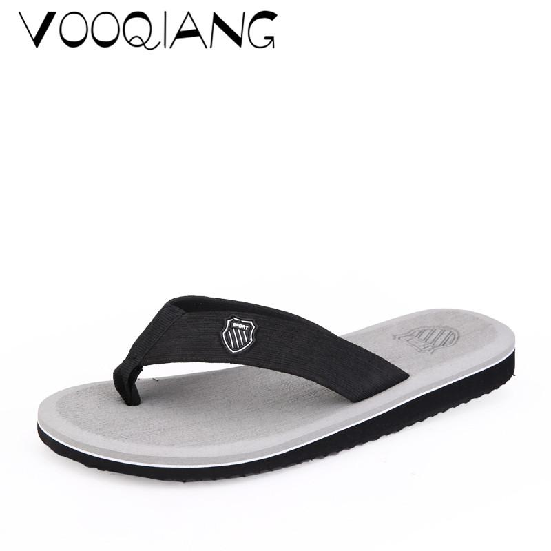 084d2efe91951 Summer Men Sandals Slipper Men Beach Sandals Slip Outdoor Flip Flops  Gladiator Men S Slippers Zapatillas Hombre Sapato Masculino Designer Shoes  White Shoes ...