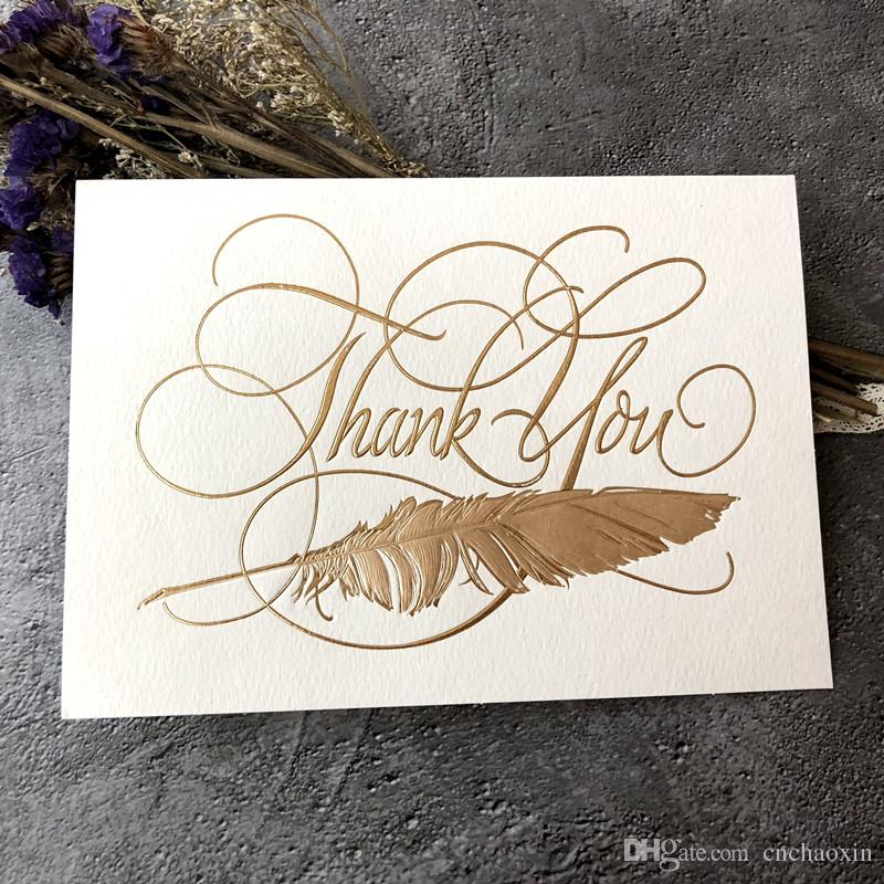 Sale thank you paper greeting card gift card with stamping logo for sale thank you paper greeting card gift card with stamping logo for fathers daymothers day personalized christmas cards personalized greeting card from m4hsunfo