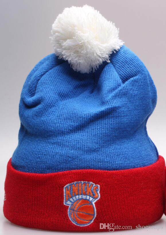 New York Beanie Winter NY Hats for Men Women Knitted Beanie Baseball ... eba3d213c1