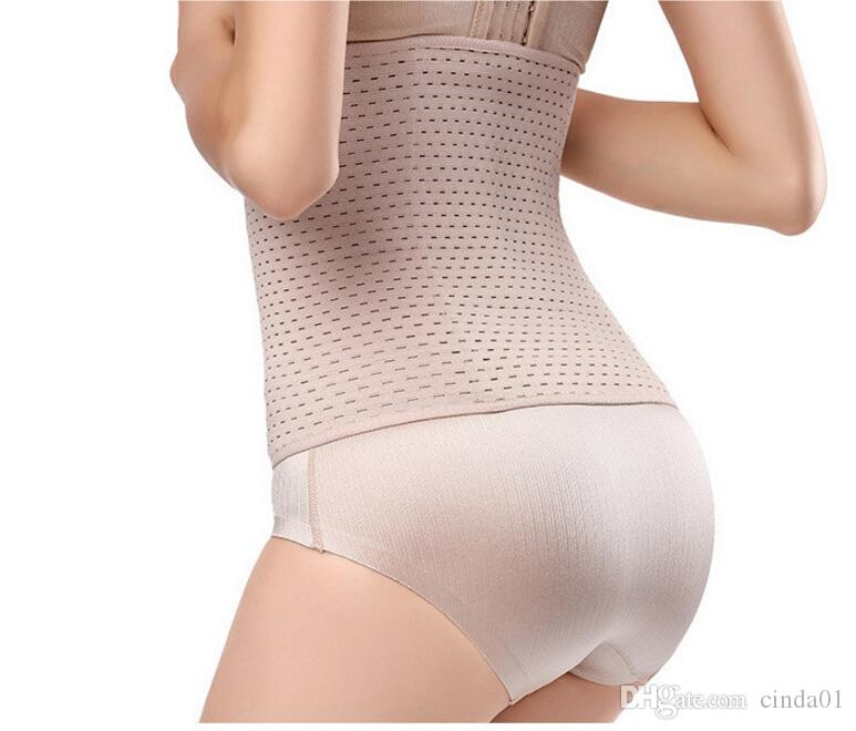 المبيعات الساخنة الإناث الجسم المشكل حزام البطن مع الجوف خارج الخصر شكل مختوم المرأة ثابتة أربطة الخصر
