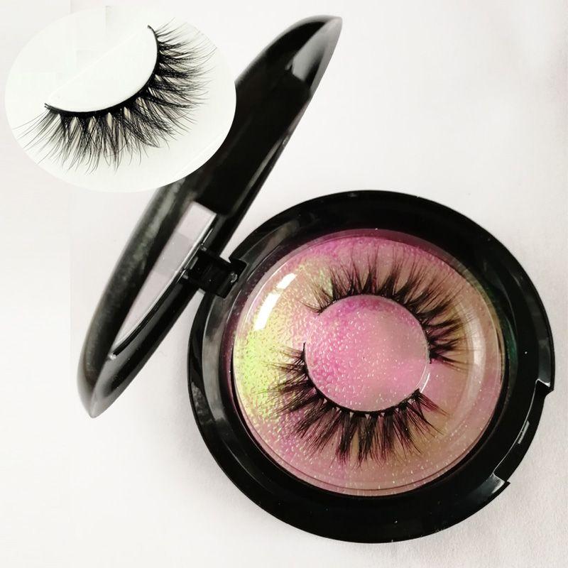 819adf69ab1 Private Logo 3D Faux Mink Lashes 3D Mink Lashes Eyelashes Silk Thick Long  Thick Lashes False EyeLashes Faux Mink Eyelashes 3D Mink LasheS 3D Faux Mink  ...