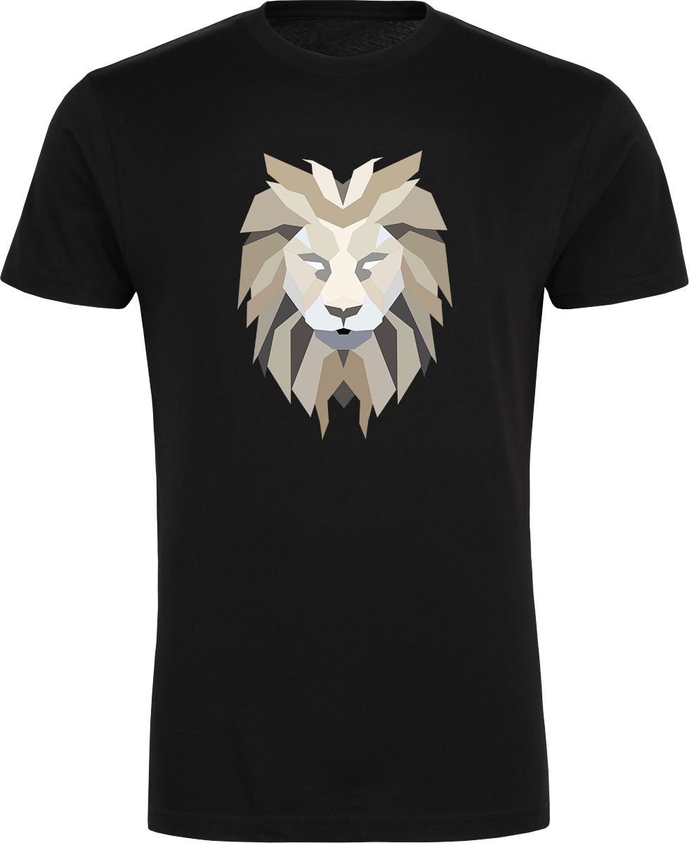 25e739f36f8c Low Poly Art Lion T Shirt Christmas, Birthday, Gift, Animal Lover, Kids,  Adult Tna Shirts Humorous Tee Shirts From Caisemao1, $11.68| DHgate.Com