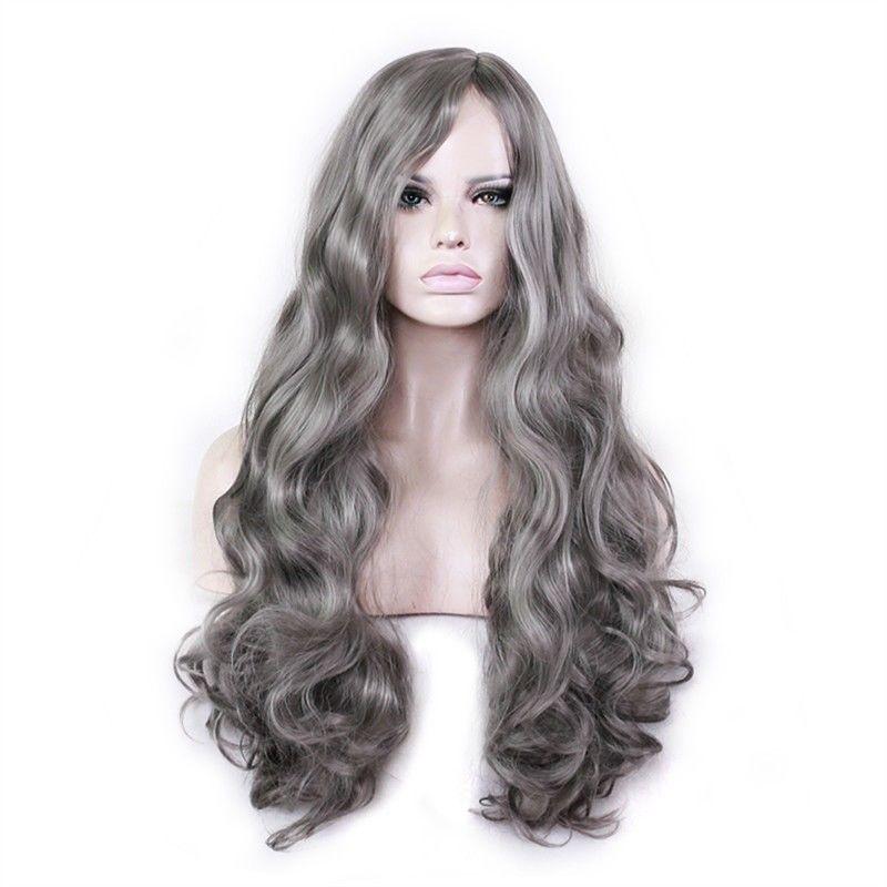 Acheter Perruque Longue Perruque Cheveux