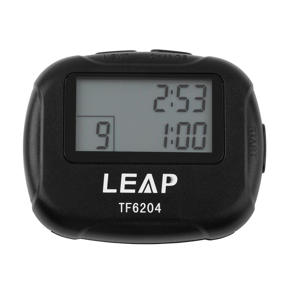 d05ece69b8fd Compre LEAP Training Electronics Interval Timer Segment Cronómetro De  Intervalo Cronómetro Para Deportes Yoga Boxeo Cross Fit Entrenamientos GYM  Y18110204 A ...