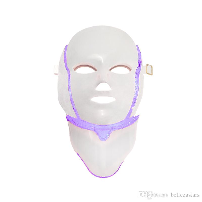 Most Effective Photon LED Mask Home Use Facial Therapy PDT Light LED Mask Device Beauty Machine