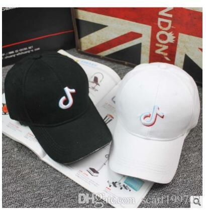 b4a51a1a0e8b Tik Tok Cap Fashion Sunshade Cap Sweat Absorb Comfortable Baseball Sports  Custom Caps Cool Caps From Scarf199702, $7.04| DHgate.Com