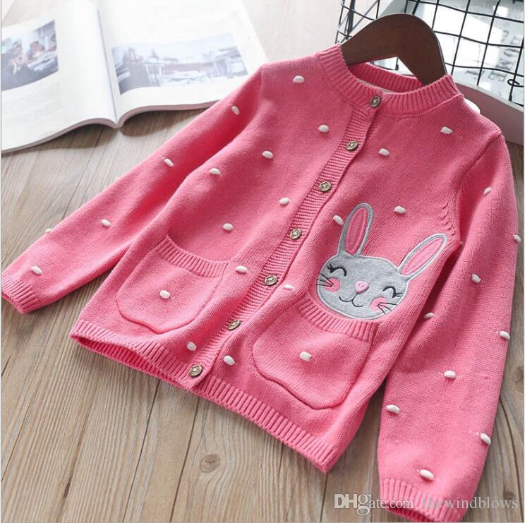 7d6a56382 Size Cardigan For Girls Sweater For Girls Clothes Dot Kids Clothes ...