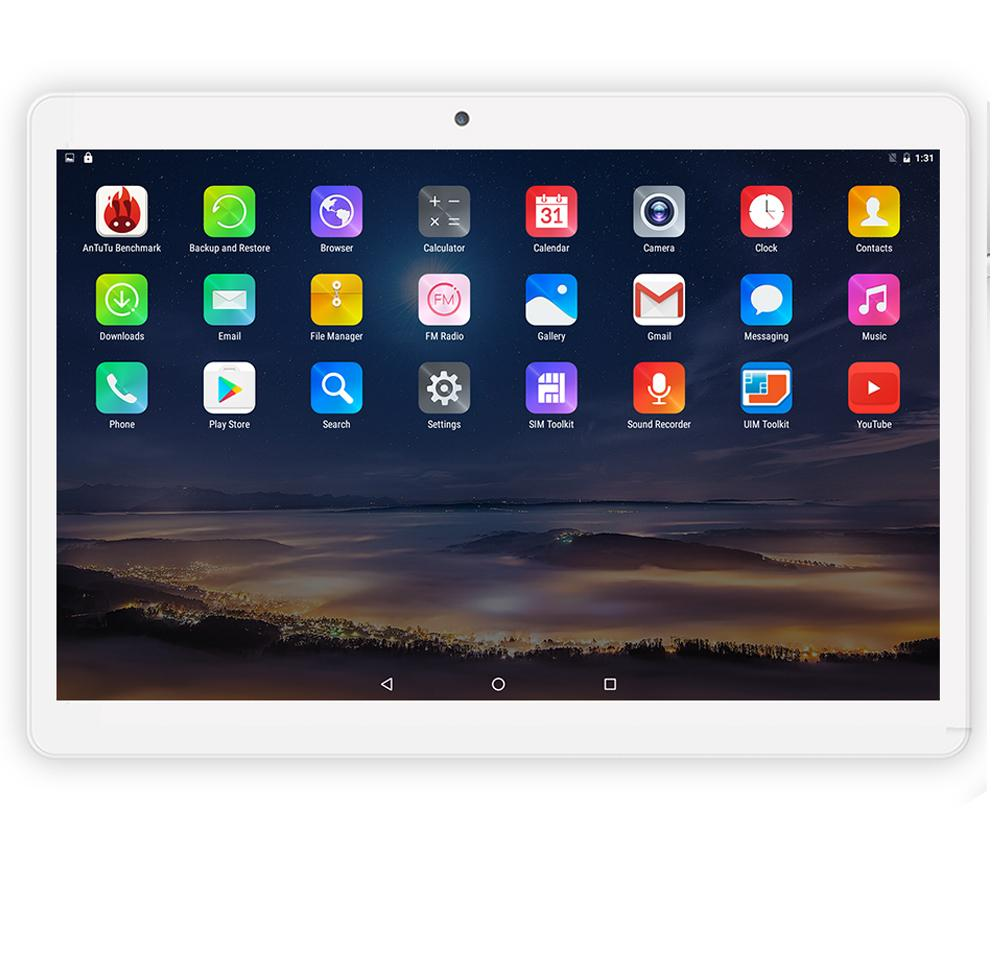 """NEW 10"""" inch MTK6572 MTK6580 Qual Core 1.5Ghz Android 5.1 3G Phone Call tablet pc GPS bluetooth Wifi Dual Camera 1GB 16GB"""