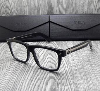 c514ea4e2 Compre Óculos De Armação Masculino Retro Quadrado Grande Óculos Quadrados  Quadro Feminino De Alta Qualidade Placa Plana Óculos De Sunshine023, ...