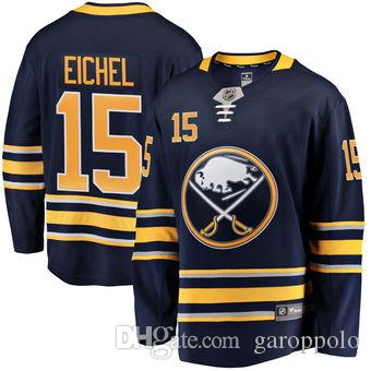 2018 Nhl Hockey Jerseys Cheap Custom Men s Buffalo Sabres Jack Eichel  Fanatics Branded Navy Breakaway Player Jersey Store Usa Sports Jersey  Hockey Jerseys ... a78b2159353