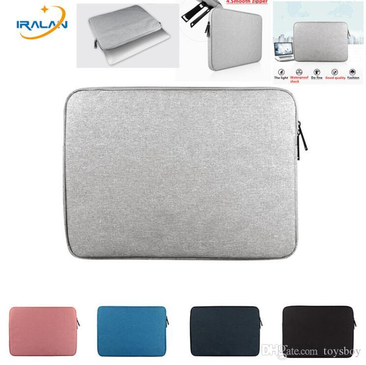 "New Laptop waterproof Bags Sleeve Notebook Case for Lenovo Macbook 11 12 13 14 15 15.6 inch Cover for Retina Pro 13.3""zipper bag"