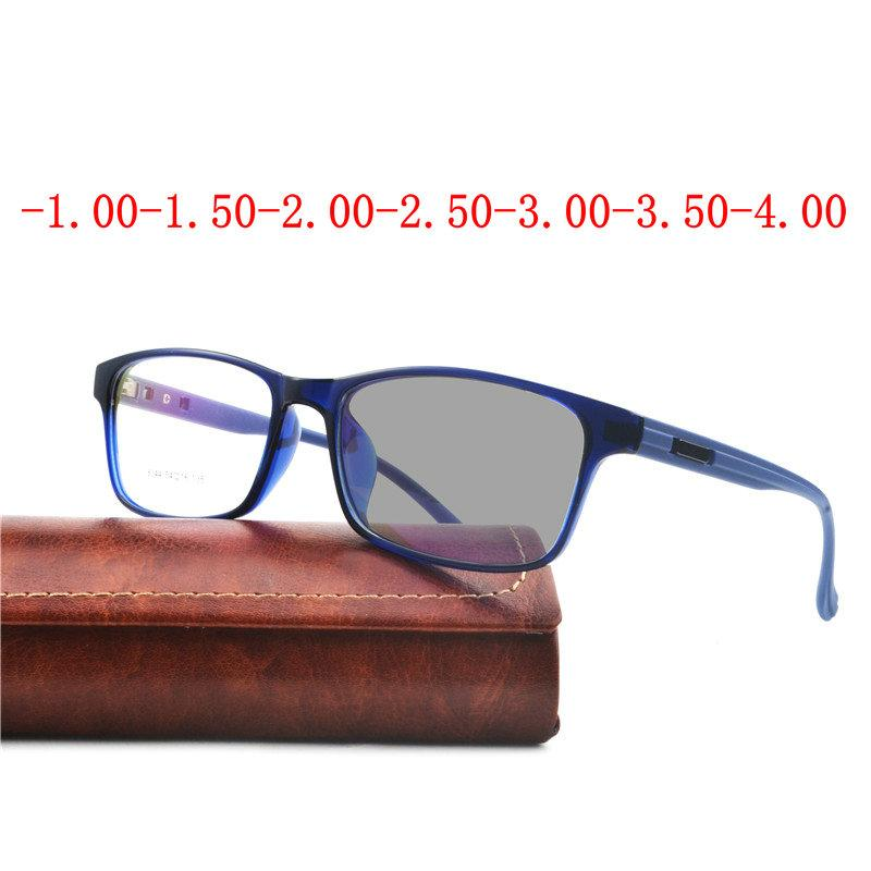 8e05610566 2019 2018 Men Sun Photochromic Myopia Eyeglasses EleOptical Women Finished  Myopia Eyewear Prescription Glasses Frame FML From Ravishing