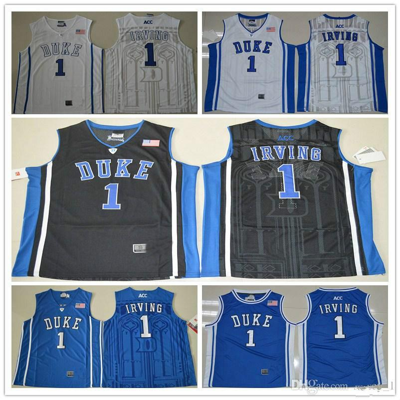 c59bbcfa 2019 1 Kyrie Irving 2016 College Duke Blue Devils Men Basketball Jerseys  Men Sport Jersey Size S XXL From Hulk_shoes_factory, $23.36 | DHgate.Com