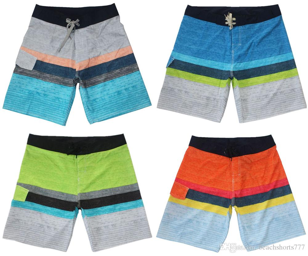 22f8e7776c 2019 Spandex Fabric Relaxed Dobby Low Loose Casual Shorts Mens Board Shorts  Beachshorts Bermudas Shorts Quick Dry Surf Pants Swimwear Swim Trunks From  ...