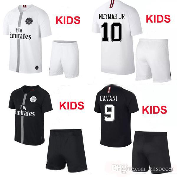 c4a706c72 Top Quality Kids And Adult 2018 19 PSg Football Shirt Verratti Blue ...