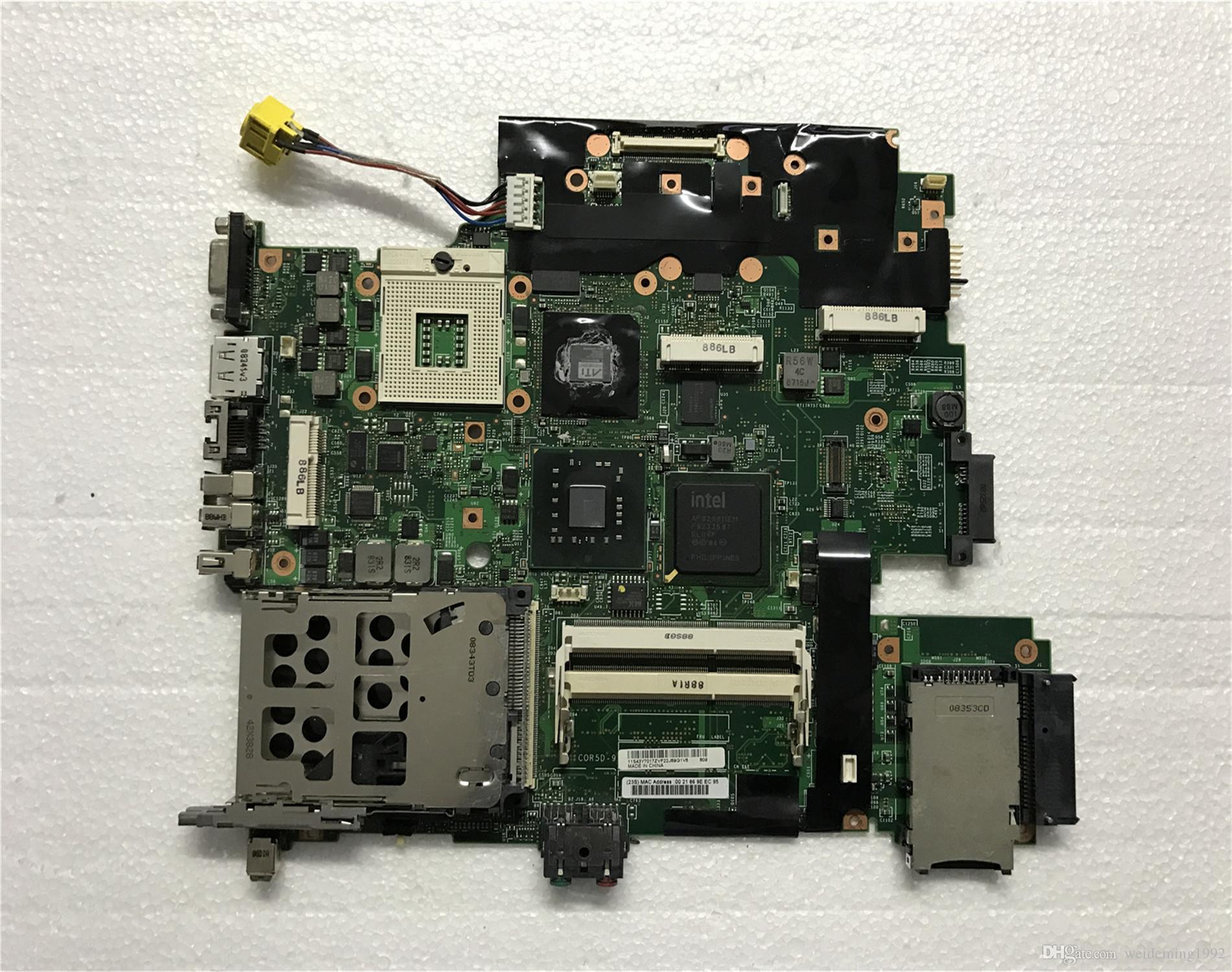 Großhandel 60y3775 42w8131 Für Lenovo Ibm Thinkpad T500 Laptop Motherboard Ddr3 Pm45 42w7980 42w8131 216 Kostenloser Versand Test Ok Von