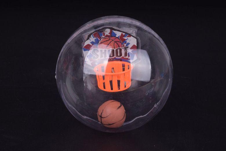 Mini Flash Music Handheld Baloncesto Juguetes Shoot Basket Game Reducir la presión Fidget Toy Regalos de Navidad para niños 6 37wt C