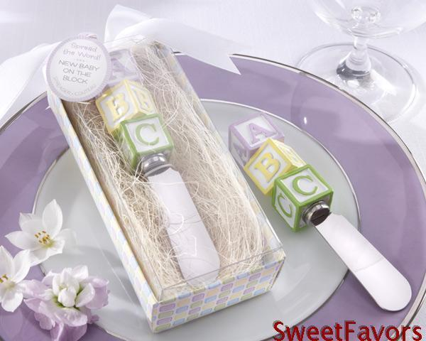 baby shower party favor gift and giveaways for guest new baby on the