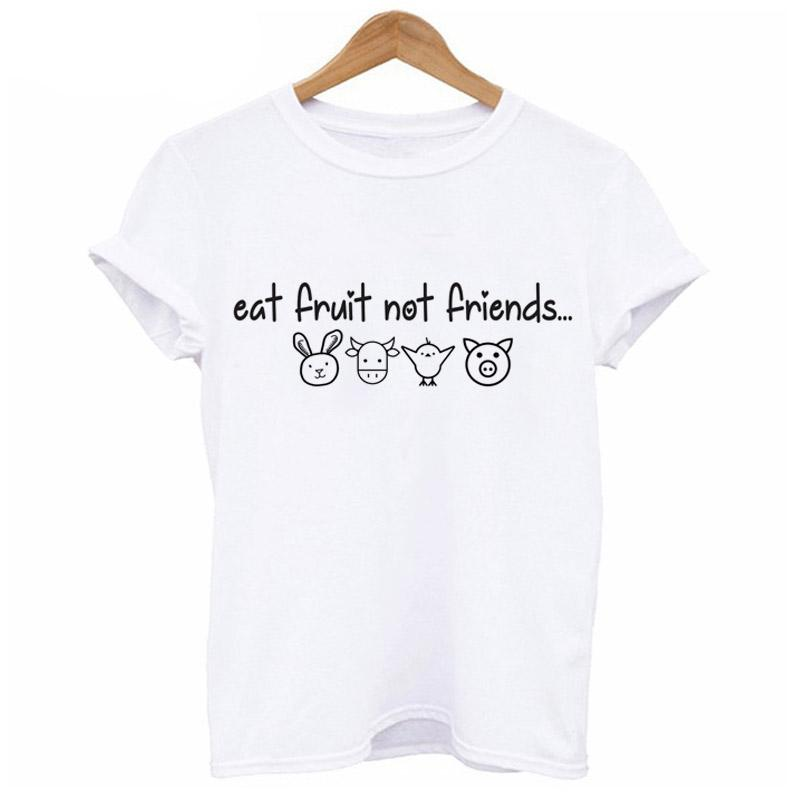 713a0a394fa Vegan Happy Piglet T Shirt Women Plant Clothing Vegetarian Kawaii Tshirt  Cute Pig Printed Short Sleeve Female T Shirt WT578 T Sirt T Shirt Sites  From Maoku