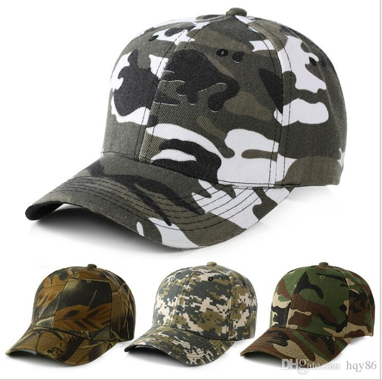 ac7a209ce8a Designer Hat Camouflage Cs Outdoor Embroidered Baseball Caps For Men ...