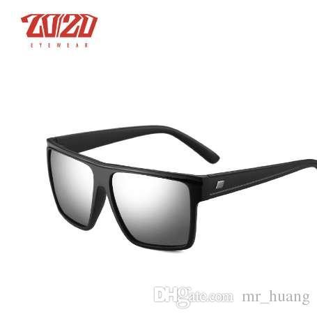 b05c51a00ce 20 20 Brand Design New Polarized Sunglasses Men Sun Glasses Male Classic  Retro Mirror Eyewear Shades Oculos Gafas PL331 Designer Eyeglasses Womens  ...