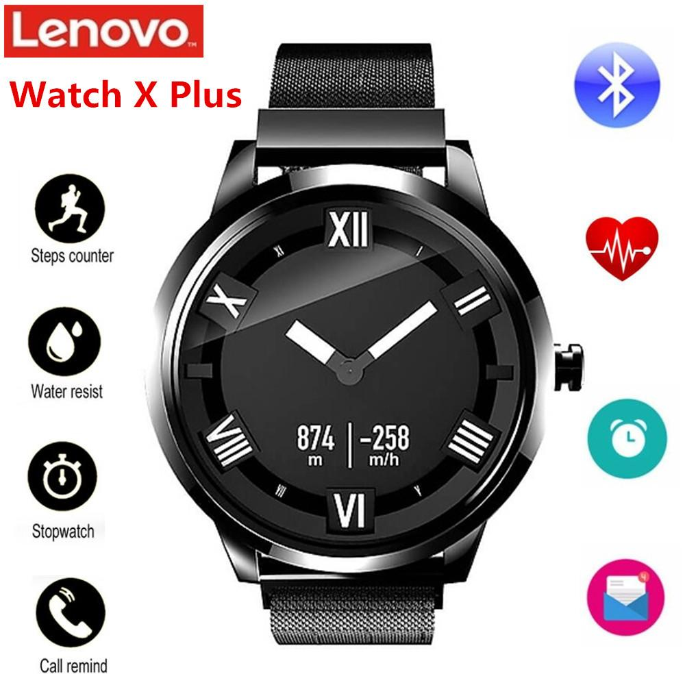 Lenovo Watch X Plus Smartwatch Milanese Import Movt Oled 45 Days