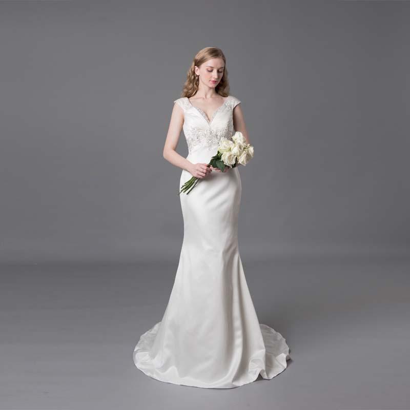 Großhandel Jihan Entwurf Ursprüngliches Hochzeitskleid Oder Meifeng ...