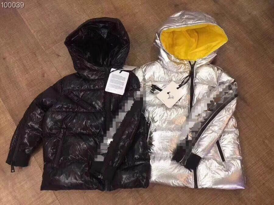 f26b85f45 2018 New Brand Kid Down Jacket Winter Coat Thickened Kids Winter ...