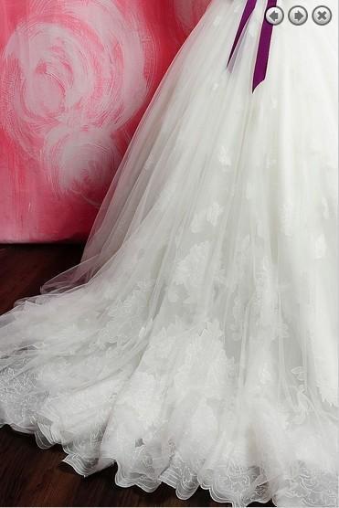 Livraison gratuite 2018 robe de mariée robe de mariée robe de mariée robe formales elie saab plus la taille robes de mariée en dentelle blanche