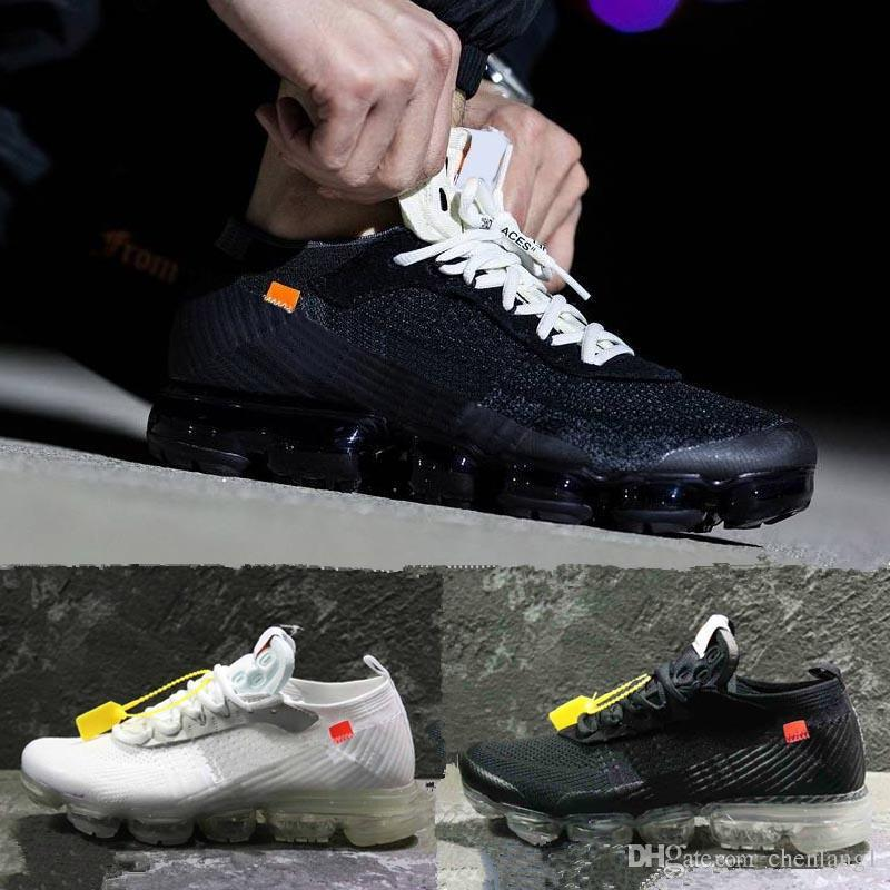 2018 New fashion designer mesh Vapormax casual shoes men women trainers black sneakers Size 36-45 Free 3 colors shoelaces cheap choice classic online browse sale online clearance wide range of cheap sale get authentic qA4JekdPZA