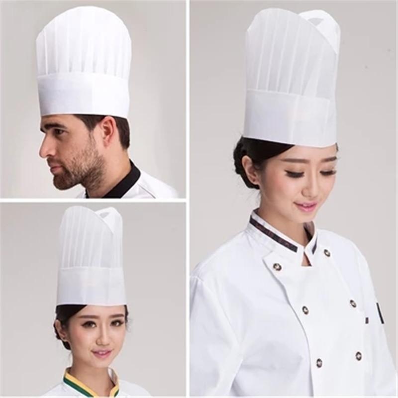Acquista ALX Chef Di Supporto Cappello Da Cuoco Cappello A Fungo Cappelli  Ospitalità Chef Occidentali A  71.71 Dal Towork  9d56ade43c84