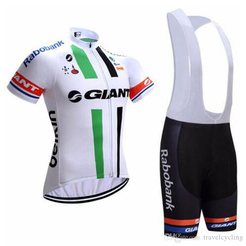 GIANT Men cycling jersey quick dry road bike clothing high quality pro team racing bicycle sportswear factory direct sale 92603Y